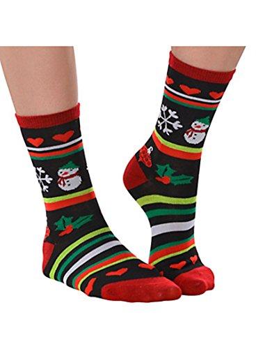 Christmas Ugly Sweater Crew Socks