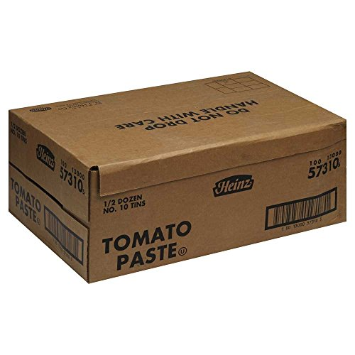 Heinz Tomato Paste no.10 Can, 6 Per Case (Tomato Paste 10 compare prices)