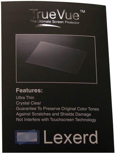 Lexerd - Sanyo Xacti VPC-CG9 CG6B TrueVue Kristallklar Videokamera Camcorder Schutzfolie