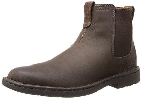 Clarks Men's Stratton Hi Chelsea Boot