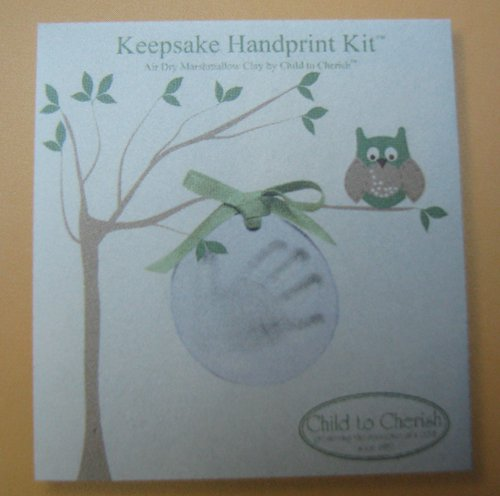 Hallmark Baby BBY4403 Keepsake Handprint Kit