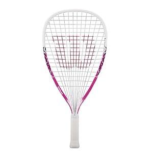 Buy Wilson Hope Racquetball Racquet (3 7 8-Inch Grip, X-Small) by Wilson