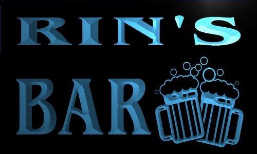 w054610-b-rin-name-home-bar-pub-beer-mugs-cheers-neon-light-sign
