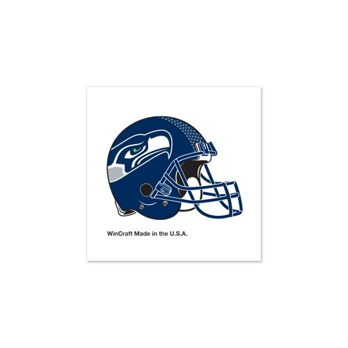 "Seattle Seahawks Official NFL 1""x1"" Fake Tattoos by Wincraft at Amazon.com"