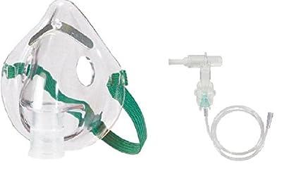 Adult Oxygen Aerosol Mask with Tubing Kit