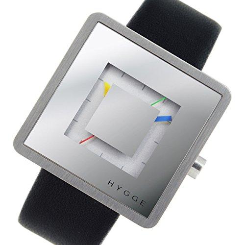 ピーオーエス POS ヒュッゲ HYGGE MSL2089CH メンズ 腕時計 HGE020007 シルバー [並行輸入品] 腕時計 国内
