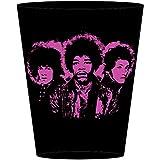 C&D Visionary Jimi Hendrix Purple Shot Glass