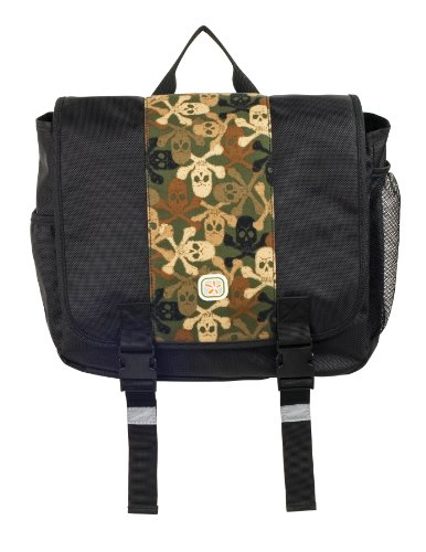 Fleurville Kids Messenger, Black/Camo