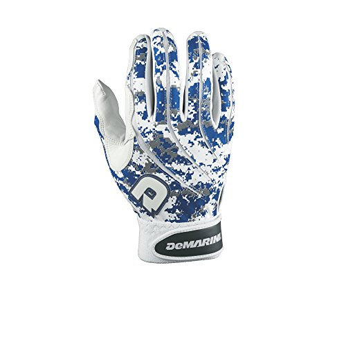 DeMarini Youth Digi Camo Batting Gloves, Royal, Medium (Blue Batting Gloves compare prices)