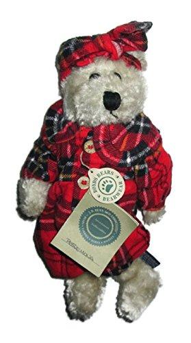 Boyds Bears - T. J.'s Best Dressed - Desdemona T. Witebred - 1