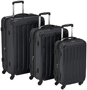 HAUPTSTADTKOFFER Sets de bagages HK-32442629-T313233 Noir 300 liters