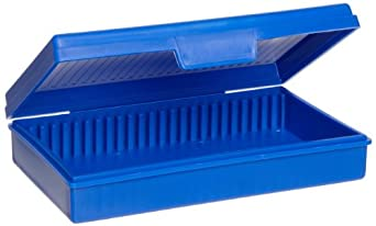 Heathrow Scientific Polypropylene Economy Microscope Slide Box