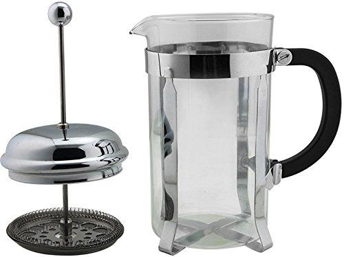 Barista Utopia Coffee Maker : Utopia Kitchen 34 Oz French Coffee Press (3-piece Set in Chrome) - Durable Coffee, Espresso and ...