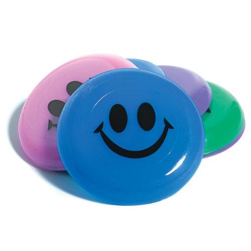 Mini Smiley Face Saucers