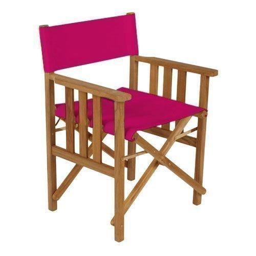 Gardenista - Gartenmöbel Stuhl Ersatzstoff Wasserfest - Fuchsien Rosa