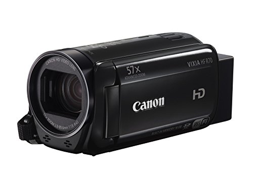Check Out This Canon VIXIA HF R70 Camcorder