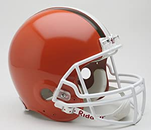 CLEVELAND BROWNS 1975-2005 NFL Riddell VSR-4 Pro Line FULL SIZE AUTHENTIC Throwback... by ON-FIELD