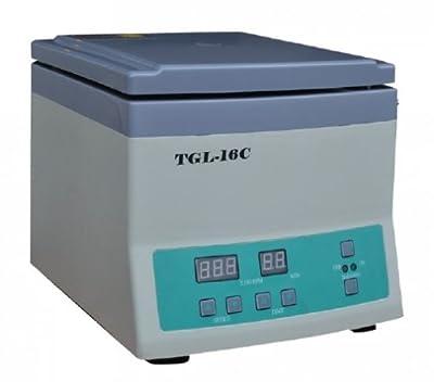 16000rpm Electric Lab Centrifuge Equipment 1.5ml*12 / 0.5ml*12 / 5ml*6