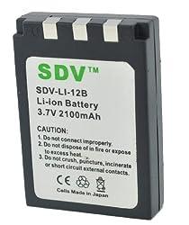 Replacement Battery Olympus LI-10B/12B for Camedia C-70, C-7000, C-770, C-470, C-50, C-5000,C-60, C-70, C-760, C-765
