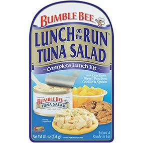Bumble Bee Lunch on the Run Tuna Salad Kit