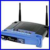 LINKSYS Wireless-G 2.4 GHz Broadband Router WRT54G V8