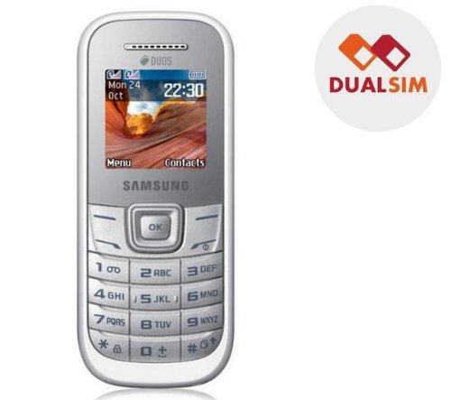 Téléphone GSM SAMSUNG E1202 BLANC