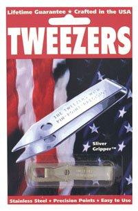 Sliver Gripper Tweezers