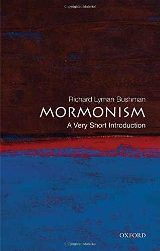 Mormonism: A Very Short Introduction