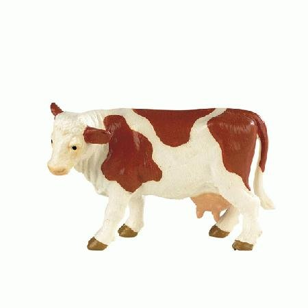Bullyland Brown & White Cow