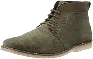 Weinbrenner Men's Desert Lace Green Boots - 8 UK/India (42 EU) (8417032)