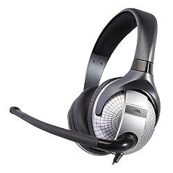 Cyber Acoustics Premium USB Stereo Headset (AC-9648)