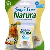 Sugar Free Natura Pellets (200 Pellets) Pack of 3