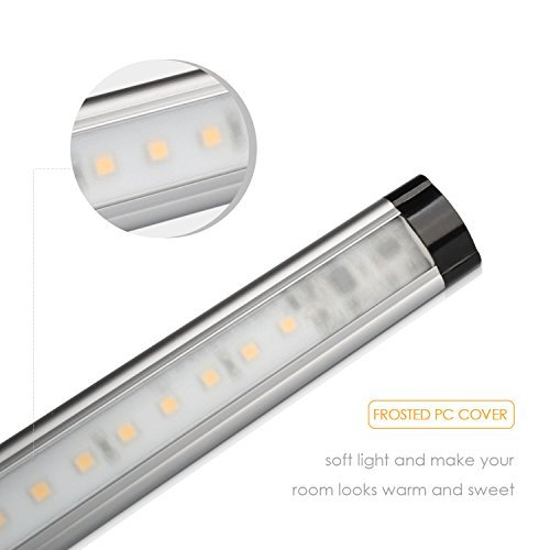 Vanity Lights Kit : Vanity Lights Cabinet Lighting 3 Panel Kit 10W 12V Dimmable LED Closet Light New eBay