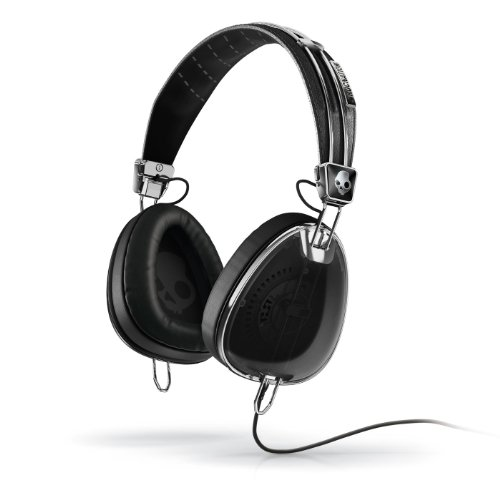 Skullcandy Aviator Headphones (Black)