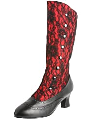 Funtasma by Pleaser Women's Spooky Knee-High Boot