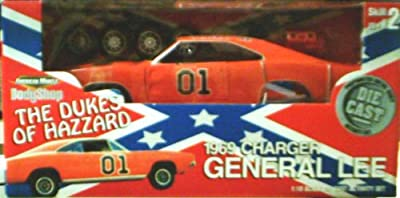 1969 Charger General Lee Diecast Model Scale 1:18