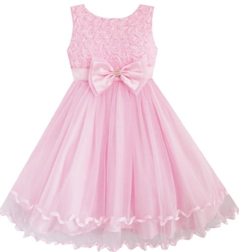 Smocked Childrens Dresses front-144443