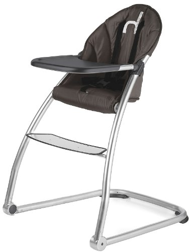 Baby Home Eat Highchair, Brown