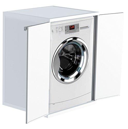 Meuble pour machine a laver maison design for Meuble pour machine a laver