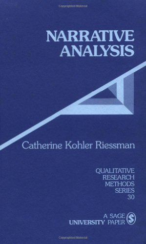 Narrative Analysis (Qualitative Research Methods)