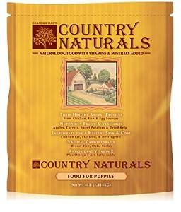 Grandma Mae's Country Naturals Pet Food - Puppies, 15 lb.