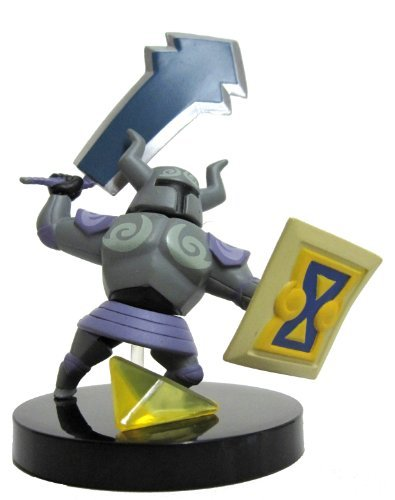 The Legend of Zelda - Phantom Hourglass - Buildable Figure - PHANTOM GUARDIAN - 1