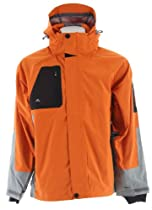 Stormtech Triton H2Xtreme Shell Jacket Sunset/Grey Sz L