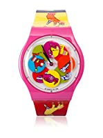 Swatch Reloj de cuarzo DANCING HANDS SUPP101 Kids Armbanduhr 38 mm