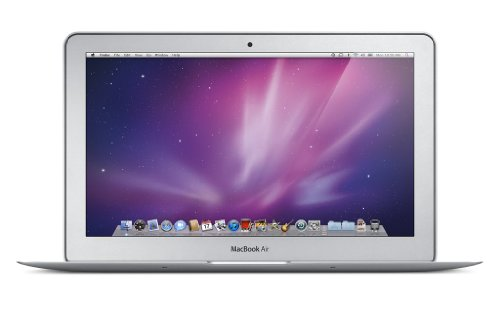 New MacBook Air 11 inch Laptop(Intel Core 2 Duo 1.4GHz, 2GB RAM, 128GB Flash Storage, NVIDIA GeForce 320M Graphics) - launched October 2010