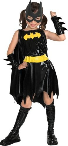 Costumes For All Occasions Ru82313Lg Batgirl Child Large