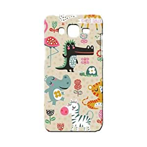 BLUEDIO Designer 3D Printed Back case cover for Samsung Galaxy ON5 - G0105