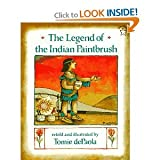 The Legend of the Indian Paintbrush (0091763428) by Paola, Tomie De