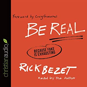 Be Real Audiobook