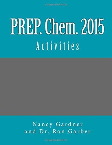Prep. Chem. 2015: Activities